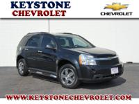 This 2009 Chevrolet Equinox LTZ might just be the SUV