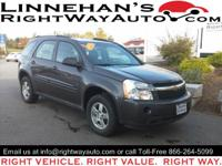 This 2007 Chevrolet Equinox is going to make some a