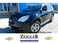 Feast your eyes on this black 2013 Chevrolet Equinox