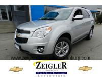 This 2013 Chevrolet Equinox LT has it all! This one's