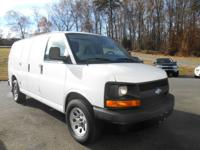 CARFAX 1-Owner, GREAT MILES 23,989! Express Cargo Van