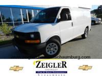 Make your move on this 2014 Chevrolet Express Cargo