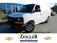 This 2014 Chevrolet Express Cargo Work might be the one