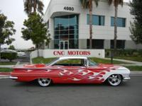 VERY NICE 1960 CHEVY IMPALA RESTORATION THE ROOF AND