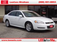 The Chevrolet Impala is a big family sedan close in