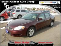 2007 Chevrolet Impala LT is a classy/sporty color with