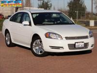 With 19,427 miles, this 2012 Chevrolet Impala