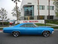 RESTORED CHEVY IMPALA SS INCREDIBLE RESTORATION FROM