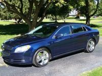 2010 Chevy Malibu LT w/ 91,000 miles (mainly all
