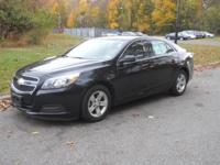 This 2013 Chevrolet Malibu LS is offered exclusively by