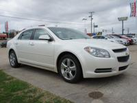 White Hot! Flex Fuel! This fantastic 2011 Chevrolet