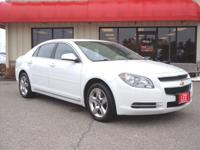 The Chevrolet Malibu is a superb midsize sedan. Fitting