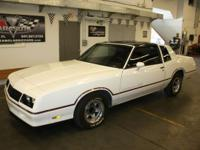 One on the nicest 1985 Monte Carlo SS on the planet,