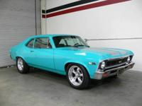 This absolutely stunning Nova is a must see! The engine