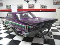 1967 CHEVROLET NOVA SS PRO MOD.THE BADDEST NOVA ON THE