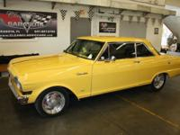 1964 Nova SS thousands spent with documents. 350 GM new