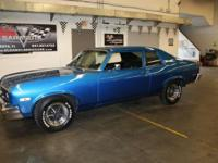 Exta clean 1973 Nova SS. Best color combo. Marina Blue