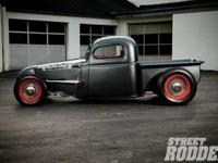This 1946 Chevy 3100 pickup is an amazing top-level,