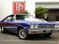 This Pro-Street 1968 Chevrolet Chevelle is one BAD