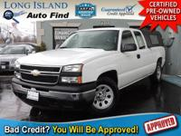 TAKE A LOOK AT THIS SUMMIT WHITE 2006 CHEVROLET