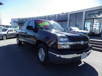 THIS IS A VERY CLEAN CHEVY SILVERADO LS IN GREAT SHAPE