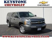 Have we got a pickup for you! This 2009 Silverado 1500