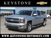 Don't let this 2014 Chevrolet Silverado 1500 LT get