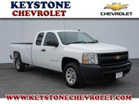 This 2009 Silverado 1500 Work Truck with the hard to
