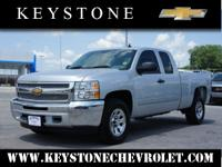 This 2012 Chevrolet Silverado 1500 LS might just be the