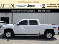 From work to weekends, this 2011 Chevrolet Silverado