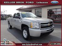 JUST IN! Locally traded 1-Owner LT 4x4 Chevy! VERY