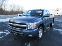 Very nice Silverado Extended Cab here! 2009 with 41,267
