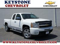 How about this 2011 Silverado 1500 LTZ? This vehicle