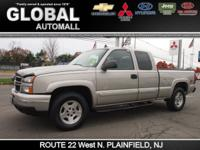 This 2007 Chevrolet Silverado 1500 Classic is offered