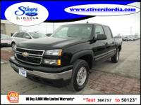 Great buy on this vehicle....2006 Chevrolet Silverado