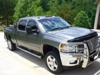 Hello there. I have an almost new 2012 Chevy 2500 6.6L