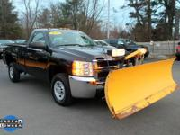 Clean Carfax - 1 Owner - 4WD - Snow Plow Prep Package