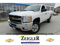 This 2014 Chevrolet Silverado 2500HD LT might be the