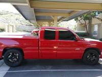 2003 Chevy Silverado SS AWD Clean title , true