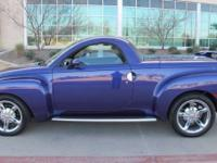 An anomaly in the automotive world, the Chevrolet SSR