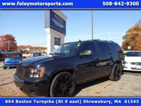 The Tahoe you've been waiting for is here!! 2013 CHEVY