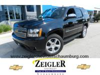 Don't let this 2014 Chevrolet Tahoe LTZ drive away