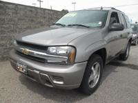 4WD. Get ready to ENJOY! Nice SUV! This 2007 Chevrolet