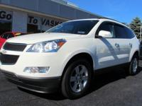 2010 Chevrolet Traverse LT in very nice pre-owned