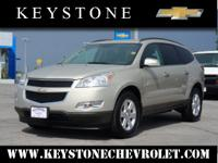 This 2012 Chevrolet Traverse LT might just be the SUV