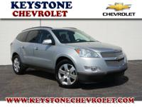 This 2012 Traverse LTZ AWD might be the one for you!