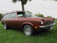 This 1973 Vega Wagon is a survivor, 29k actual miles,