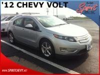 BRAND NEW 2012 CHEVY VOLT!! REDUCED by OVER $10,000!!!