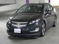 This 2014 Chevrolet Volt is maxed out with every