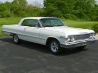 This is a Used 1963 Chevrolet Impala 2 DR it was